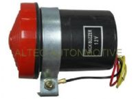12 volt Reversing sounder / bleeper with &quot;night silent&quot; option<br>- ALT/RV1-02